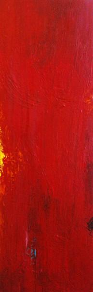 Audacity Acrylic on Canvas 36×12