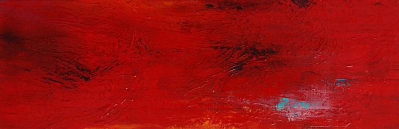 Audacity II. Acrylic on Canvas 36×12
