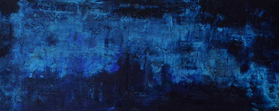 Blue-Velvet.Oil-on-Panel