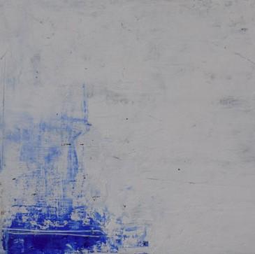 Dalliance.Oil on Panel. 8x24
