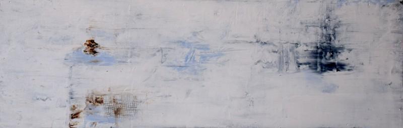 Ephemeral.Oil on Panel.8×24