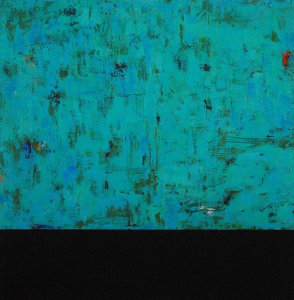 Eternal Embrace.Acrylic on Canvas.48×48