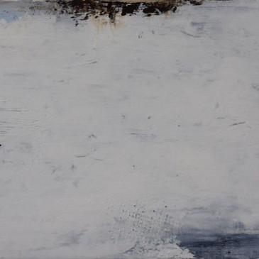 Evanescent.Oil on Panel.8x24