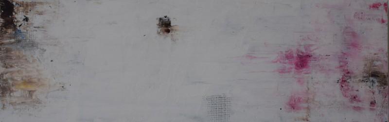 Fizzy.Oil on Panel.8×24