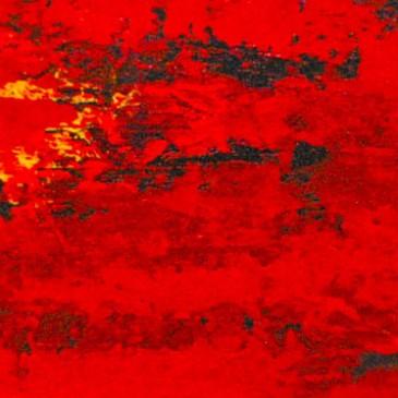 Foxy.Acrylic on Panel.8x24