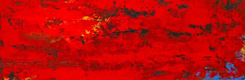 Foxy.Acrylic on Panel.8×24