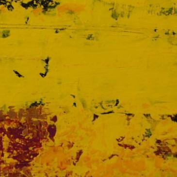 Gentle Seduction.Acrylic on Panel.8x24