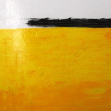 Glowing. Acrylic on canvas 40x30