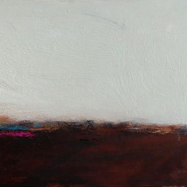 Grounded Acrylic on Canvas 24x48