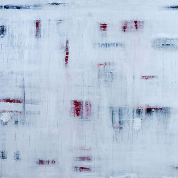 Laberinto Acrylic on canvas 36x36