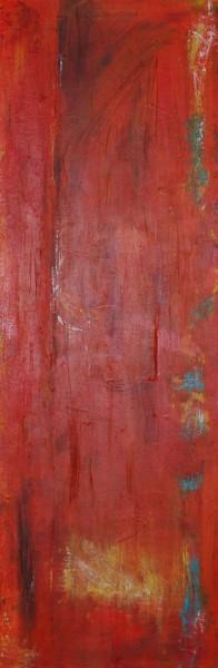 Manifestation Acrylic on Canvas 36×12
