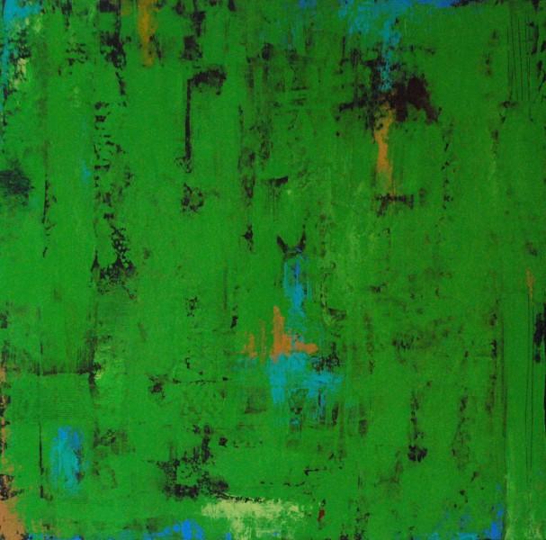 Radiance.Acrylic on Panel.36×36