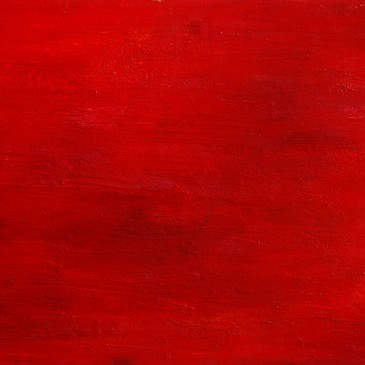 Red Delight. Acrylic on Wood panel. 24x36