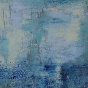 Rendevous.Oil on Canvas.16 x20