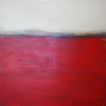 Ser III (Being Three) Acrylic on Canvas. 48x48